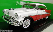 Nex models 1/18 Scale 19869 1955 Oldsmobile Super 88 Hard top diecast model car
