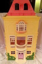 Fisher Price Loving Family Twin Time Large Grand Mansion Dollhouse Preschool +