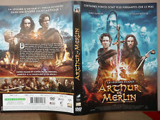 ARTHUR et MERLIN :La légende renait