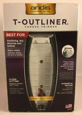 Andis 04710 T-Outliner Trimmer Gray *NIB*