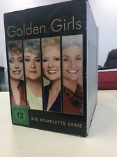 Golden Girls- complete series Region 2 Europe seasons 1-7 DVD  Germany