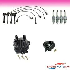 TK2050-07 : Fits 94-99 Nissan Sentra 1.6L Tune Up Kit, Cap Rotor Spark Plug Wire