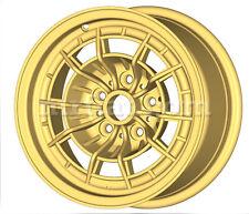 "Ferrari 246 GT GTS Gold Campagnola Style 14"" Wheel Set 4 Pcs New"