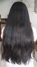 Real Human Virgin Hair Female 29 Years Old 18 Inches 4.50 oz