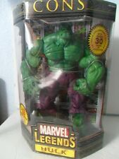 Marvel Legends Icons 12inch masked Green Hulk Action Figure Avengers