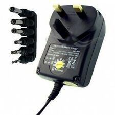 1000mA Universal DC power supply adapter 3V 4.5V 6V 7.5V 9V 12V output settings