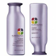 Pureology Hydrate Shampoo and Conditioner for Dry Colored Hair 8.5 oz