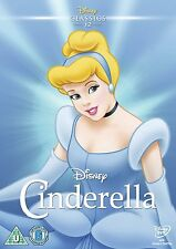 Cinderella (1950) Disney Blu-Ray with special slipcover BRAND NEW Free Shipping