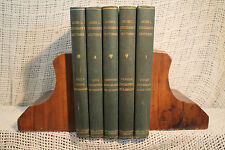 lot 5 old  JOHN STODDARD'S LECTURES NORWAY SWITZERLAND ATHENS VENICE INDIA ETC