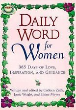 Daily Word for Women: 365 Days of Love, Inspiration, and Guidance, Colleen Zuck,