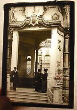 Plaque photo en Espagne vers 1920 Spain Espana photographie ancienne 13 cm X 9cm
