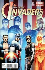 Invaders #1 (NM)`14  Robinson/ Pugh (VARIANT)