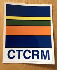2 MILITARY CTCRM LAND ROVER SANKEY ROYAL MARINE COMMANDO  TRAINING CENTRE Decals