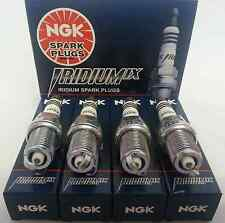 4-PEICES UPGRADE NGK SPARK PLUG IRIDIUM POWER BKR6EIX11 (3764) Made in Japan