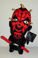 STAR wars giocattolo morbido-SUPER deformata Darth Maul