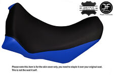 BLUE & BLACK CUSTOM FITS HONDA AFRICA TWIN CRF 1000 L 15-17 LOW FRONT SEAT COVER