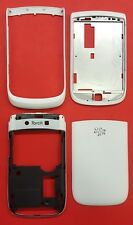 COVER HOUSING BLACKBERRY 9800 TORCH BIANCA WHITE