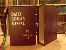 Reverend James Socias Daily Roman Missal Complete Readings in One Volume,  1998
