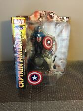 MARVEL SELECT THE AVENGERS 1/12 SPECIAL COLLECTORS ED FIGURES CAPTAIN AMERICA