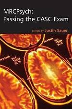 Mrcpsych: Passing the Casc Exam, Sauer, Justin, Good, Paperback