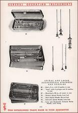 SPINAL & LOCAL ANAESTHESIA NEEDLES, catalog page, medical, original 1935
