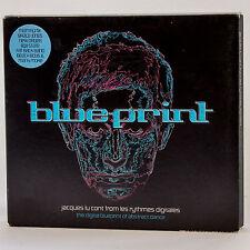 Jaques Lu Cont - Rythmes Digitales - Blueprint - 2 cd - álbum de recopilación