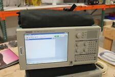 TEKTRONIX TLA 704 LOGIC ANALYZER  GOOD CONDITION