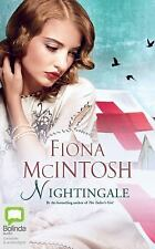 Nightingale by Fiona McIntosh (2016, CD, Unabridged)