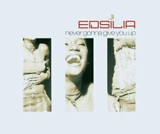 Edsilia (Rombley) Never gonna give you up (2 tracks, 2003) [Maxi-CD]
