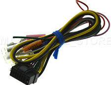 ALPINE CDE-HD138BT CDEHD138BT GENUINE WIRE HARNESS *PAY TODAY SHIPS TODAY*