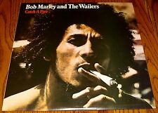 BOB MARLEY & THE WAILERS CATCH A FIRE ORIGINAL LP  1973