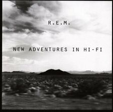 R.E.M. REM ( BRAND NEW CD ) NEW ADVENTURES IN HI-FI