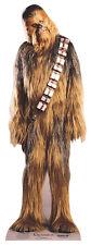 SC-500 Chewbacca Star Wars Höhe ca.195cm Pappaufsteller Figur Lebensgroß