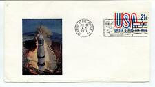 1971 Rocket Kennedy Space Center Florida USA NASA Space Cover