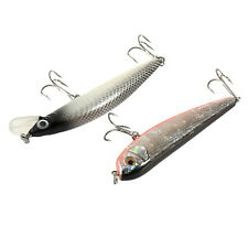 RATTLING Fishing Lures Bait Tackle Hooks Jointed Shallow-running Crankbaits CA