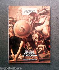 [GCG] ARCHEO DOSSIER -Rivista-Magazine- n° 31 - ANTICA ROMA MONOGRAFIA MONOGRAPH