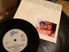 GEORGE MICHAEL & ARETHA FRANKLIN . I KNEW YOU WERE WAITING ( FOR ME ) No1 HIT