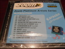 ZOOM PLATINUM KARAOKE DISC CDZMP076 HITS OF MCFLY & FRIENDS CD+G