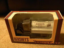 ERTL HERSHEY'S Chocolate Syrup 1931 Hawkeye Tanker Die-Cast Metal Bank