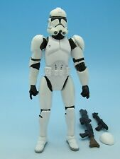 """Star Wars Quick Draw Clone Trooper (Revenge of the Sith ROTS #06) 3.75"""""""