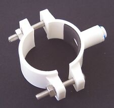 "1/4"" Tube Drain Clamp Saddle Valve Clips Drinking water Waste filter RO system"