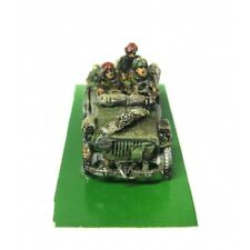 American Jeep paratroopers (WWII) - 20mm