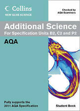 Collins Gcse Science. Additional Science Student Book (Collins GCSE Science)