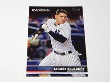 2016 Topps Wal-Mart Marketplace Baseball Card Jacoby Ellsbury New York Yankees
