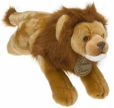 "Yomiko Classics Lion Soft NEW Plush Animal 8"" NWT"