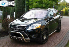 FORD KUGA BULL BAR CHROME AXLE NUDGE A-BAR 60mm 2013+Up, S.STEEL ON OFFER NEW