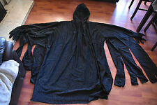Scream Ghostface Robe, sparkly Lurex material voice changer included