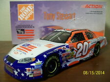 TONY STEWART 2004 #20 HOME DEPOT STARS & STRIPES INDEPENDENCE 1:24 ACTION