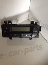 Peugeot 1007 Heater Control Panel With Climate 05-08
