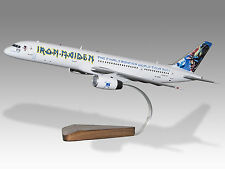 Boeing 757-200 Iron Maiden Ed Force One Final Frontier World Tour Airplane Model